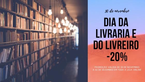 Read more about the article Um dia para celebrar quem vende livros