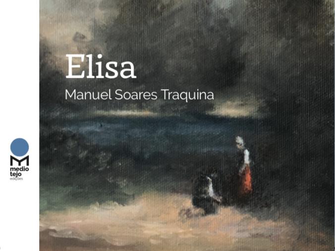 You are currently viewing Quarto romance de Manuel Traquina será lançado a 30 de novembro, em Abrantes