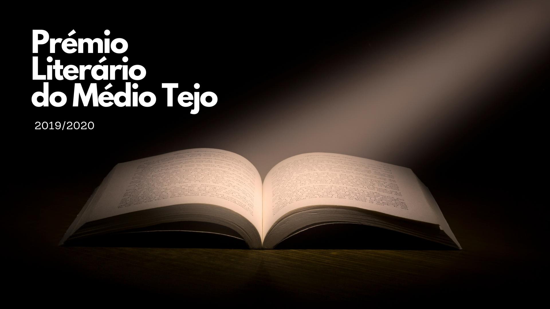 You are currently viewing Vencedores da 3ª edição do Prémio Literário do Médio Tejo anunciados a 29 de janeiro