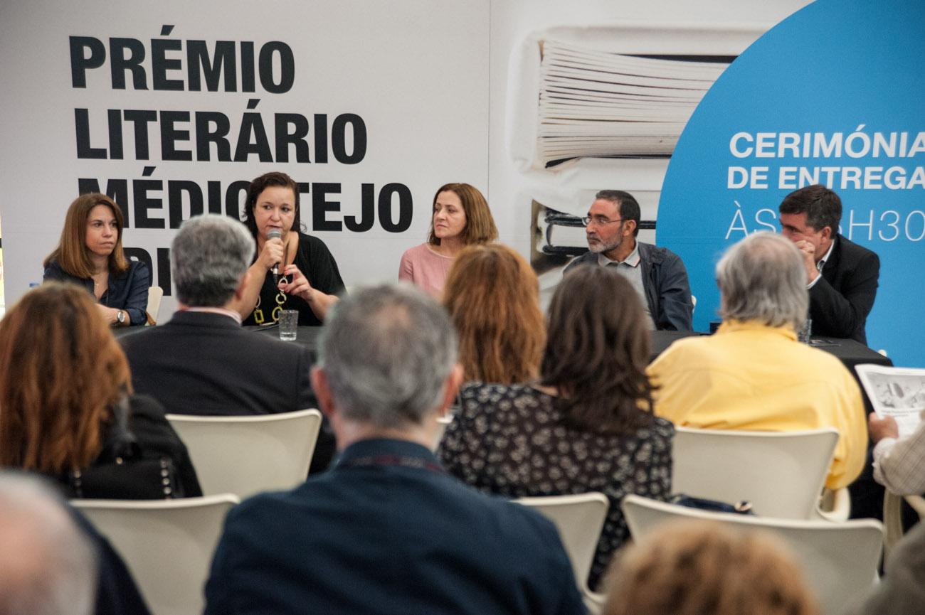 Martinho Branco e Paulo Alves vencem Prémio Literário do Médio Tejo 2018