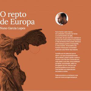 O repto de Europa, de Nuno Garcia Lopes
