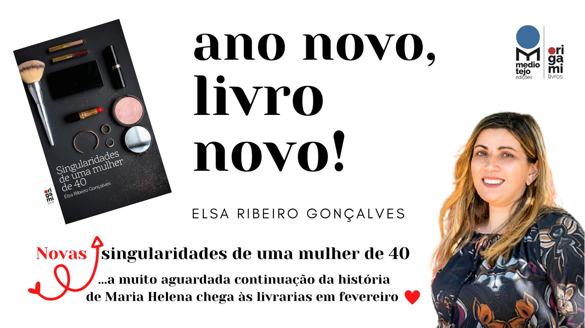 You are currently viewing Está quase a chegar o novo romance de Elsa Ribeiro Gonçalves